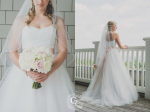 Country Bridal Photo Collingwood Christine Reid Photography