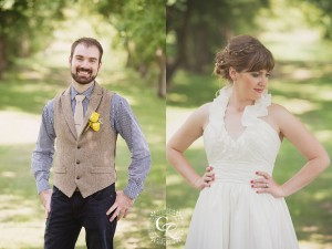 Country Wedding Photo Christine Reid Photography