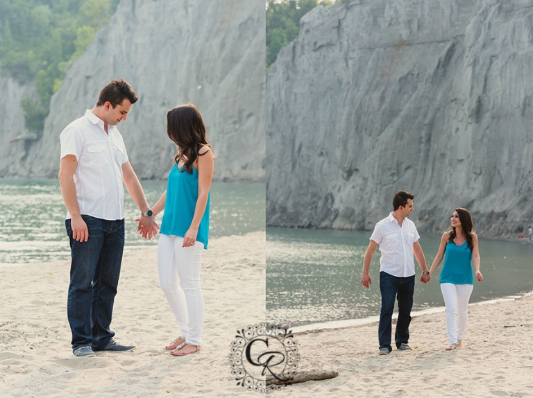 Scarborough-Bluffs-Beach-Toronto-Engagement-Photographer-1