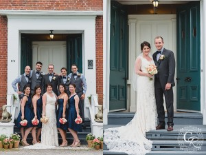 Cobourg Ontario Wedding Bed and Breakfast Photo