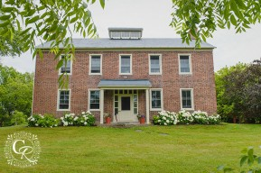 Marshlands Bed and Breakfast Prince Edward County Wedding Photo